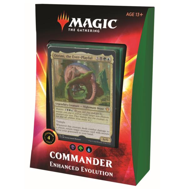 commander_enhanced evolution